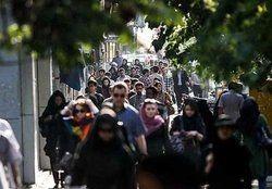 جمعیت کشور از مرز ٨١ میلیون نفر گذشت