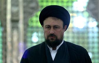 سیدحسن خمینی درگذشت رئیس مجمع تشخیص مصلحت نظام را تسلیت گفت