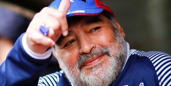 اظهارات جنجالی پلاتینی: منتظر خبر فوت مارادونا بودم
