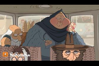 انیمیشن ایرانی برنده 2 جشنواره ایتالیا و ترکیه ای