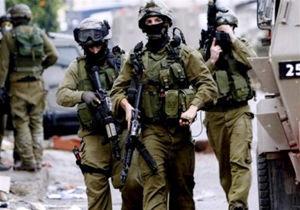 یورش نظامیان صهیونیست به محله های مسکونی در قدس