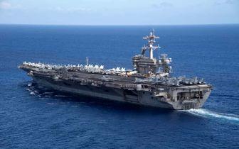 اعزام ۳ ناو هواپیمابر آمریکا به حیاط خلوت چین