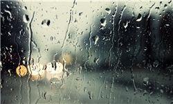 بارش باران در برخی استان های کشور