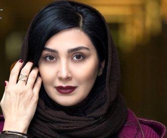 تیپ متفاوت خانم بازیگر در کنار سواحل خلیج فارس/عکس