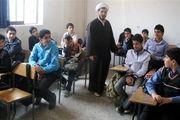 حضور بیش از 4 هزار روحانی در مدارس تهران