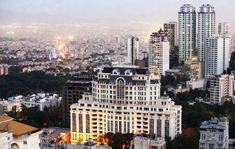آپارتمان های محله مرزداران متری چند؟