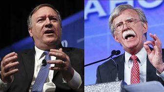 واشنگتن پست: ترامپ طرح بولتون و پمپئو درباره سوریه را رد کرد