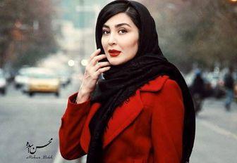 آفتاب گرفتن به سبک لاکچری «مریم معصومی»/ عکس