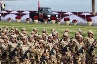 نیروهای مسلح قطر به حالت آمادهباش درآمدند
