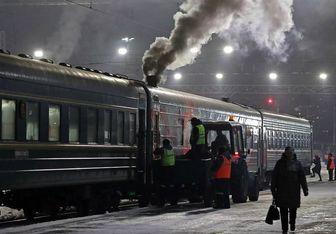 توقف حرکت کلیه قطارهای مسافربری روسیه به چین