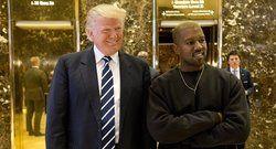 ترامپ با خواننده مشهور دیدار می کند