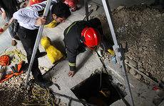 مرگ تلخ کارگر ایرانی در عمق ۵۰ متری چاه