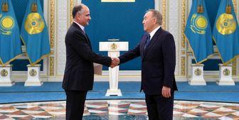 نظربایف: از اجرای برجام حمایت میکنیم