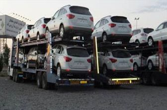 افزایش واردات خودرو در کشور