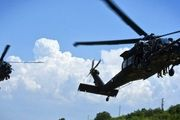 سقوط بالگرد نظامی آمریکا در کالیفرنیا
