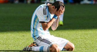 یک ستاره دیگر جام را از دست داد + عکس