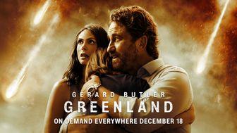 تلاش یک خانواده برای بقا در دنیای رو به نابودی در «گرینلند»/ فیلم