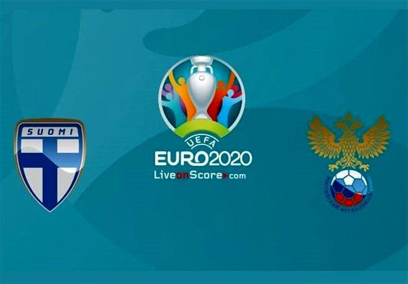 تصویر از اعلام ترکیب ۱۱ نفره فنلاند و روسیه در یورو ۲۰۲۰