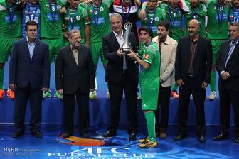 توافق شمسایی با فدراسیون فوتبال