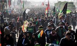 بازگشت گسترده زوار ایرانی از زمین و دریا به کشور
