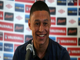 Alex Oxlade - Chamberlain says he must keep working hard to cement England place