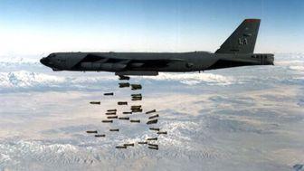 حمله بمبافکنهای B52 آمریکا به بدخشان افغانستان