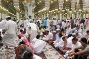 امسال افطاری ماه رمضان در مسجد النبی (ص) برگزار نمی شود