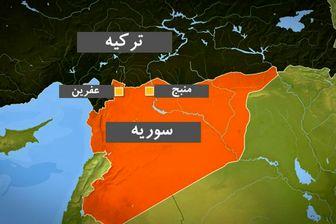 ۴ سرباز ترکیه در عفرین در سوریه کشته شدند