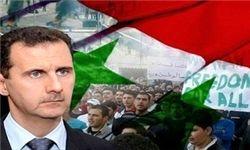 اسد در حال پیروزی در سوریه است