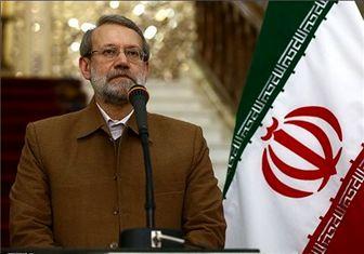 لاریجانی: اقدام سنای آمریکا ناپخته بود