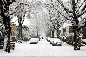 اختیار مقابله با برف را هم ندارید؟