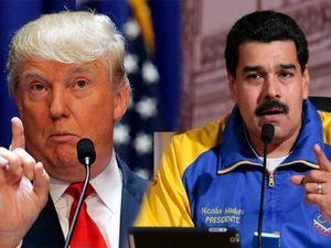 پسر مادورو کاخ سفید را تهدید کرد