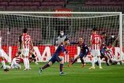 بارسلونا از رئال مادرید پیشی گرفت