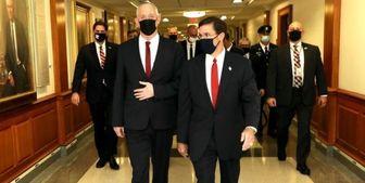 سفر وزیر جنگ رژیم صهیونیستی به واشنگتن
