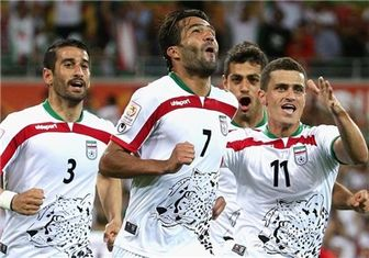 ایراد AFC به «یوزِ پُررنگ» پیراهن تیم ملی ایران