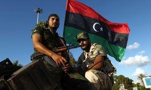 پسر قذافی در لیبی ناپدید شد!