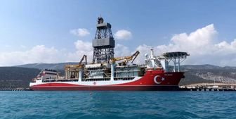 اعزام کشتی دوم تحقیقاتی ترکیه به دریای سیاه