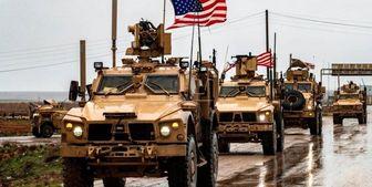 اسپوتنیک: آمریکا دهها خودروی زرهی را از عراق به سوریه اعزام کرد