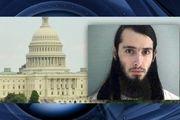 مجازات داعشی آمریکایی برای حمله به کنگره
