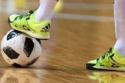 بازی تدارکاتی تیم ملی فوتسال ناشنوایان برابر قهرمان آسیا