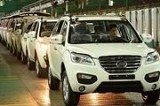 سهم چینیها در دو خودروساز بزرگ ایران