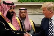 ترامپ: عربستان سعودی متحد ما علیه ایران است