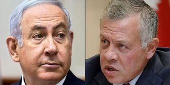 رد گفتوگوی تلفنی با نتانیاهو توسط شاه اردن