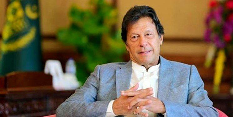 مجلس پاکستان به عمران خان رای اعتماد داد