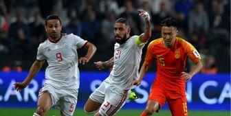 داور بازی برگشت ایران و هنگ کنگ در مقدماتی جام جهانی 2022
