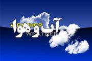 وضعیت آب و هوای ۱۲ اردیبهشت /رگبار و رعد و برق در بیشتر استانها