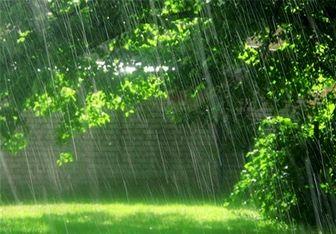 باراش باران در 8 استان کشور