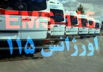 تمهیدات اورژانس تهران در راهپیمائی روز دانش آموز