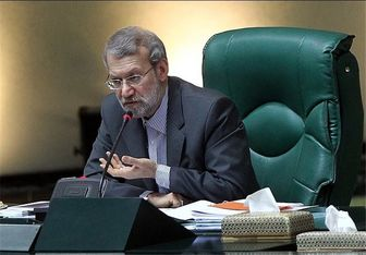 توضیحات لاریجانی درباره تحقیق و تفحص مجلس از بانک مرکزی