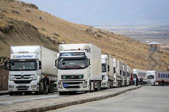 توزیع لاستیک کامیون با نرخ ۱.۱ میلیون تومان